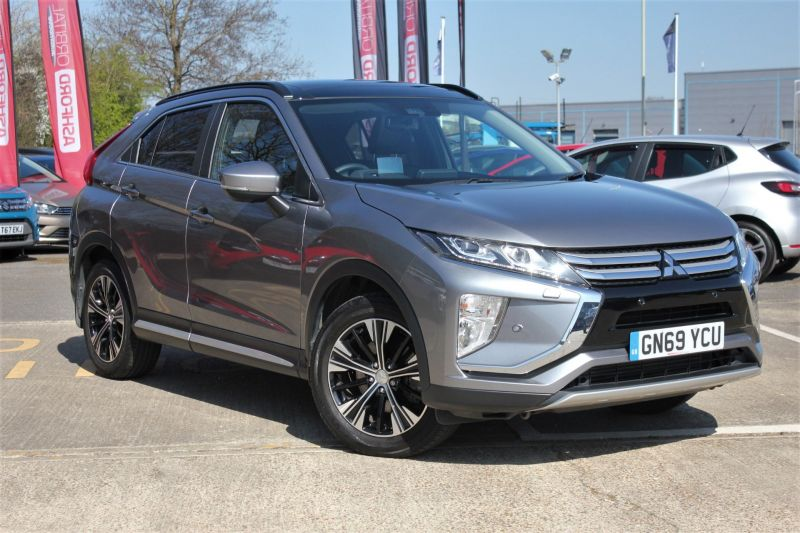 Used MITSUBISHI ECLIPSE CROSS in Ashford, Kent for sale