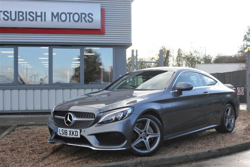 Used MERCEDES C-CLASS in Ashford, Kent for sale